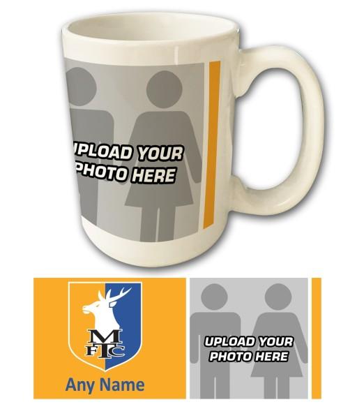 Mega Mug -  Photo Upload