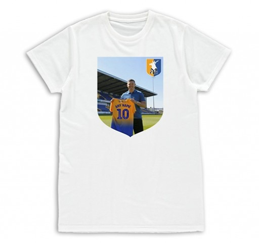 Kids T-shirt- Sign For The Club