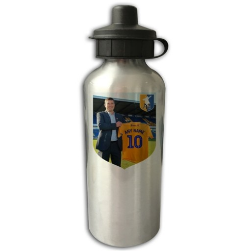 Water Bottle - Sign For The Stags