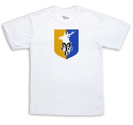 MTFC Blind T-shirt Mens & Womens - Crest