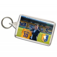 Keyring Sign For The Stags