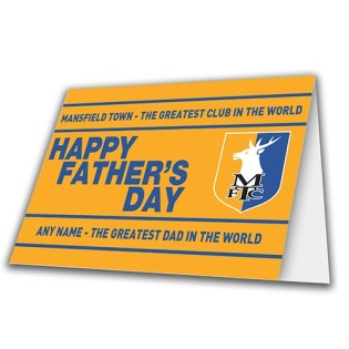 Greeting Card Father's Day