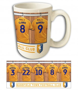 Mega Mug Changing Room