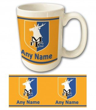 Mega Mug - Crest