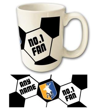Mega Mug - Football