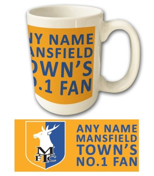 Mega Mug - No1 Fan