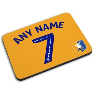 Mouse Mat Name & No.
