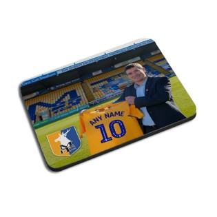 Mouse Mat Sign For The Stags