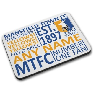 Mouse Mat Text