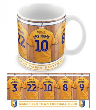 Mug -  Changing Room