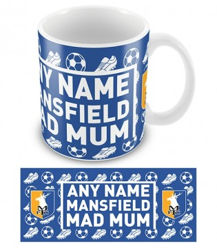Mug - Mothers Day- Mansfield Mad Mum
