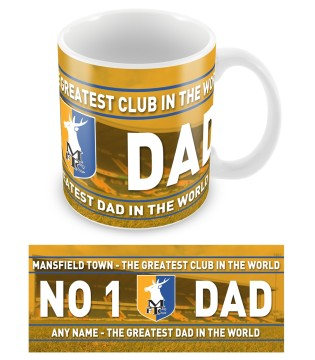 Mug - Fathers Day- No.1 Dad