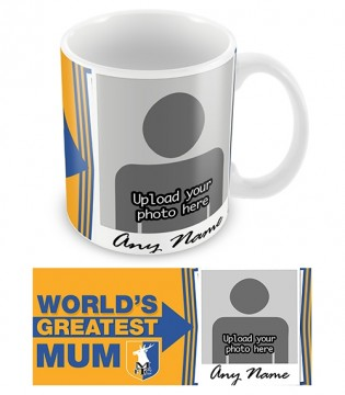 Mug -  Photo Upload- Mothers Day- Greatest Mum