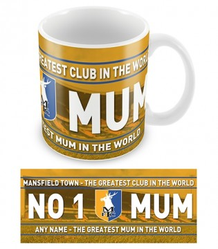Mug - Mothers Day- No.1 Mum