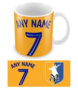 Mug -   Name & Number