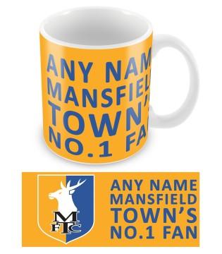 Mug -  No 1 Fan