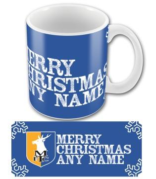 Mug - Christmas Snowflake