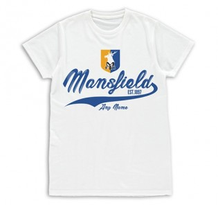 T-shirt Womens- Established 1897 Retro
