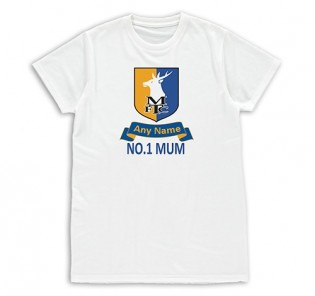 T-shirt Womens - Mothers Day Crest
