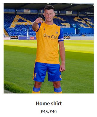 Home Shirt 2021-22